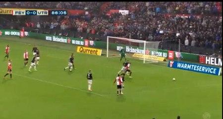 Van Persie Goal -  Feyenoord vs Utrecht  1-0  23.09.2018 (HD)