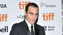 Joaquin Phoenix's Joker Look