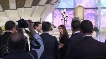 """San Giovanni Rotondo: il Presidente Emiliano con il Premier Conte: """"la politica imiti l'esempio di San Pio"""""""
