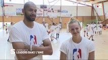 Basket : Johannès / Batum, leaders dans l'âme