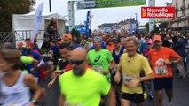 VIDEO. Tours : au départ du marathon et des 10 km
