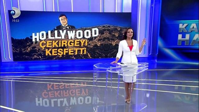 Reyting rekorları kıran Amerikan dizisinde Çekirge Türküsü kullanıldı.