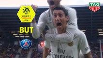 But Angel DI MARIA (45ème) / Stade Rennais FC - Paris Saint-Germain - (1-3) - (SRFC-PARIS) / 2018-19