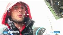 Météo : en Seine-Maritime, habitants et vacanciers ont affronté le vent ce dimanche