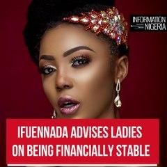Former BBNaija star Ifuennada advises ladies to have their own money Read more httpswww.naija.ng