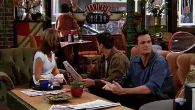Friends S02E07 - The One Where Ross Finds Out