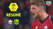 LOSC - FC Nantes (2-1)  - Résumé - (LOSC-FCN) / 2018-19