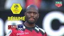 EA Guingamp - Girondins de Bordeaux (1-3)  - Résumé - (EAG-GdB) / 2018-19