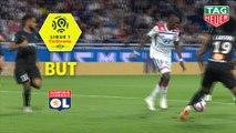 But Bertrand TRAORE (60ème) / Olympique Lyonnais - Olympique de Marseille - (4-2) - (OL-OM) / 2018-19