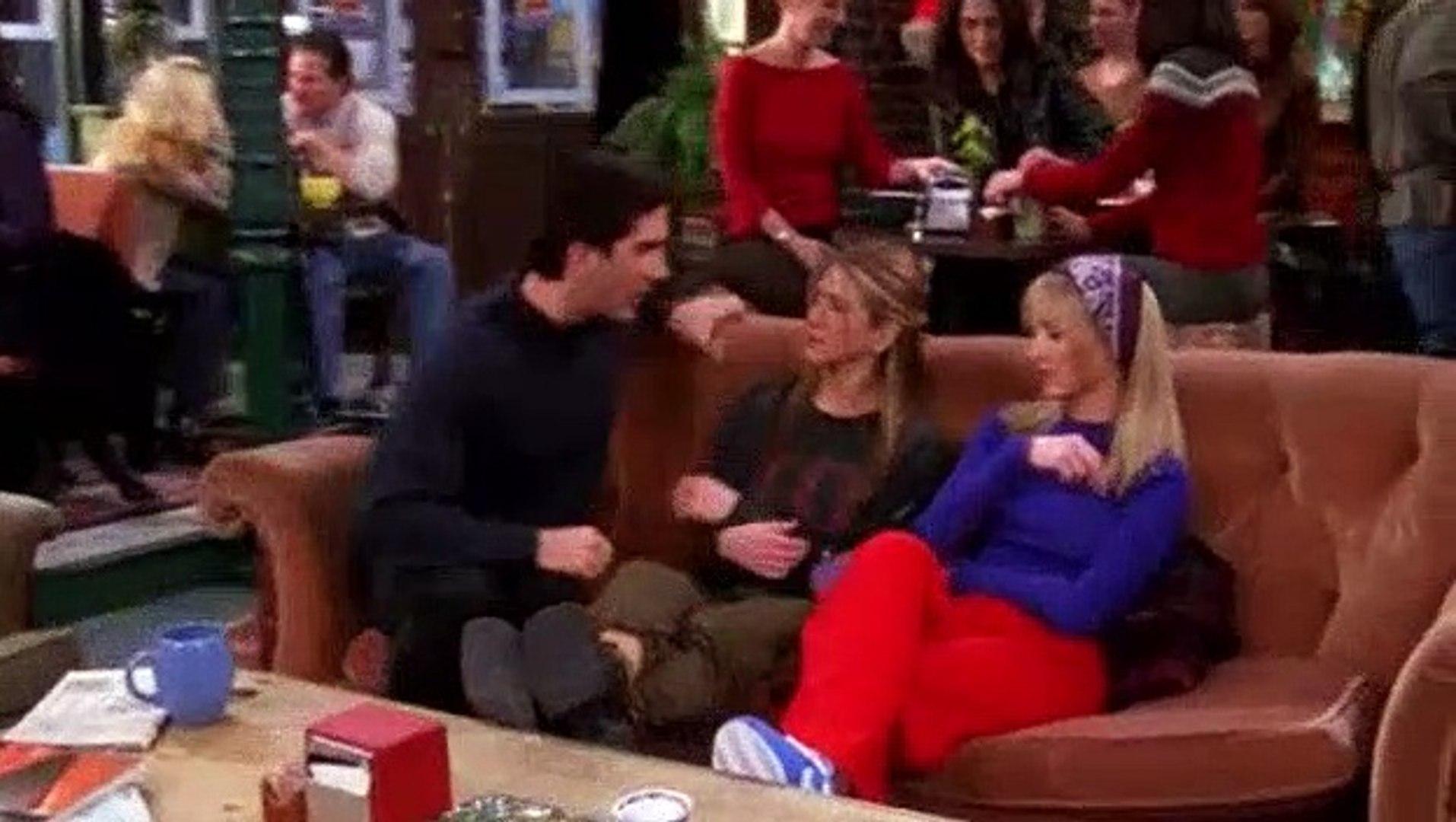 Friends S06E17 The One with Unagi
