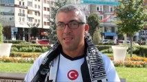 Tek hayali Vodafone Park'ta Beşiktaş maçı izlemek