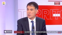 Invité : Olivier Faure - Territoires d'infos (24/09/2018)
