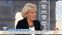 """Union européenne: pour Nadine Morano, """"Emmanuel Macron ne respecte pas les peuples"""""""