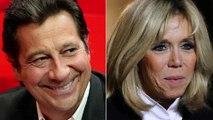 Laurent Gerra imitant Brigitte Macron qui teste toujours en vain son enceinte connectée