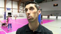 André Sa coach Istres Provence Volley