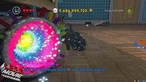 Batmobile Evolution in Lego Videogames!