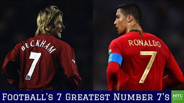 Football's 7 Greatest Number 7's