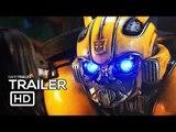 BUMBLEBEE Official Trailer #2 (2018) Hailee Steinfeld, John Cena Transformers Movie HD