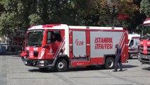 İstanbul 304 Yaşındaki İstanbul İtfaiyesi'nden Şehir Turu