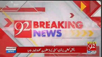 Chief Justice Dabang Orders against Asif Zardari's Friend