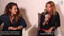 Lorie Pester atteinte d'endométriose : Ingrid Chauvin lui apporte son soutien