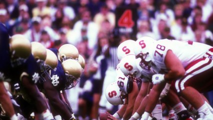 Notre Dame-Stanford Rivalry: History of the Legends Trophy Series