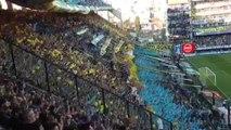 L'ambiance de folie lors du clasico entre Boca Juniors et River Plate