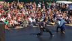 La danse hip-hop s'invite dans la cour de récréation