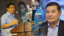 Azmin Ali and Nurul Izzah leading in PKR polls