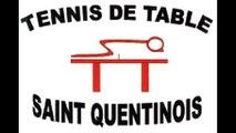 Ligue des Champions - 1/4 de finale retour : Saint-Quentin - Girbau Vic