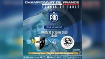 LIVE PRO dames - J3 : Metz - Quimper