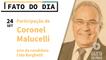 Gazeta do Povo entrevista Coronel Malucelli, vice de Cida Borghetti