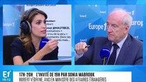 """Hubert Védrine : """"La France compte beaucoup plus que ce que croient les Français"""""""