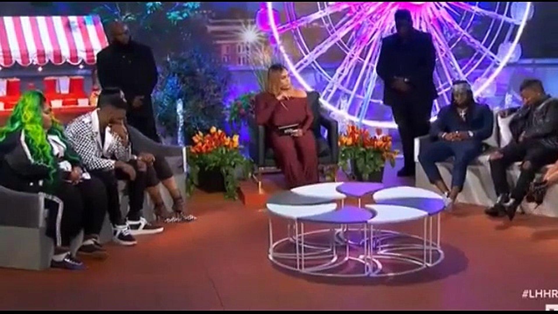 Love and Hip Hop Atlanta S07E18, Reunion: Part 2 - July 16, 2018 || Love and Hip Hop Atlanta S7 E18
