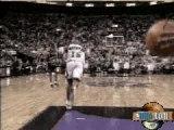 NBA BASKETBALL - Vince Carter dunk 360