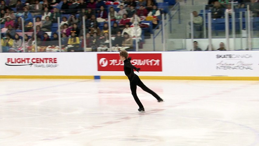 #ACI18 Men's Free:  Kevin REYNOLDS