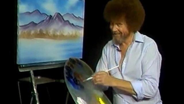 The Joy of Painting S13 - Ep11 Cabin Hi'deaway HD Watch