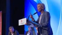 """Sophie Cluzel, suivie de la table ronde """"Solidarités, solidarité"""" - UR2018"""