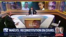 Affaire Maëlys: la reconstitution est en cours