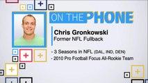 Tiki and Tierney: Chris Gronkowski talks Rob Gronkowski's future