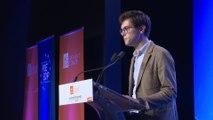Pierre-Jean Baty, mot d'accueil - UR2018