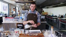 Chris Makes Chocolate Waffles | From the Test Kitchen | Bon Appétit