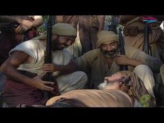 هجوم كبير على رجال عمران و اصابة يده اليمين ـ  مسلسل العوسج ـ  صباح عبيد mp4