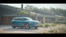 Electric goes Audi - all-electric Audi e-tron SUV unveiled Lifestyle Video