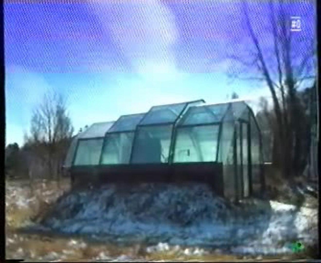 Jet lag: Luz natural y sueño (La casa de cristal)