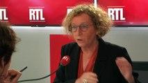 """Emploi : """"On n'est pas coincé à vie dans ce que l'on choisit"""", estime Muriel Pénicaud sur RTL"""