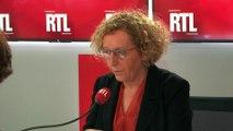 """Emploi : """"On a la meilleure dynamique depuis une dizaine d'années"""", se félicite Muriel Pénicaud"""