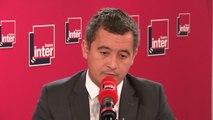 """Une auditrice de France Inter interpelle Gérald Darmanin sur les retraites : """"Votre discours tient dans la conversation de salon, mais votre hauteur empêche d'entendre une forme de réalité du terrain !"""""""