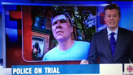 Witness father accuses police, defense of bullying. Michael Edelson