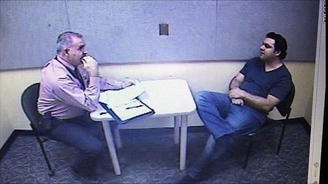 Ottawa Police Service interogation on December 1- 2016 Anthony Constatini Vs Peter Sagos